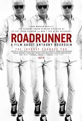 Бегун: Фильм об Энтони Бурдене (16-й фестиваль американского кино)