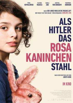 Как Гитлер украл розового кролика