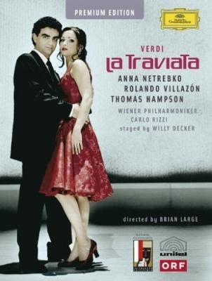 Salzburger Festspiele: Травиата